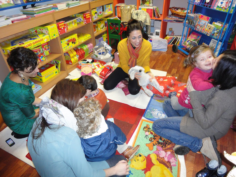 Toddler playgroup