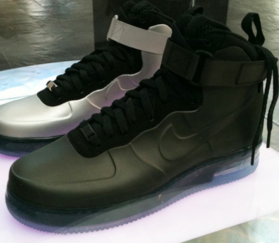 No wonder everybody loves foamposites jesus even wore them nike air force one foamposite sciox Images