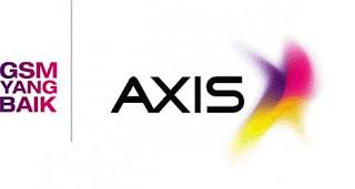 Trik Internet Gratis  Axis 14,15,16,17 Juni 2013