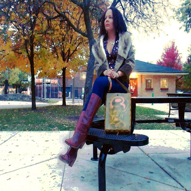 Thriftanista Venita shares her thrift story