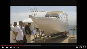 VIDEO ALGERIA BOAT SHOW 2015