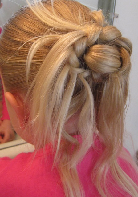 Most Beautiful Hairstyle For Little Girls Technology