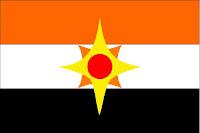 Bandeira de Porto Claro