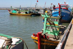 Phan Thiết port