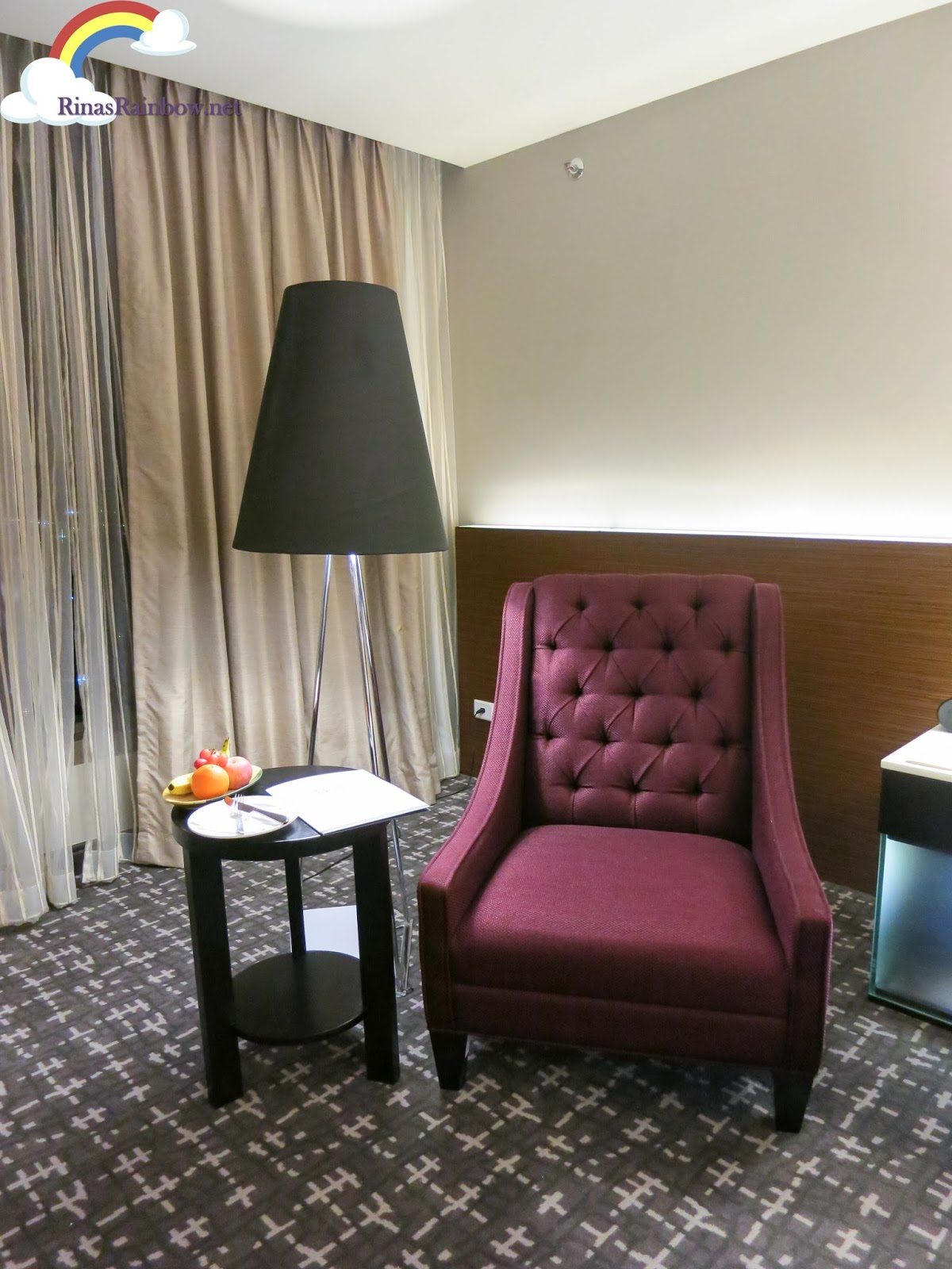 room review bellevue hotel manila