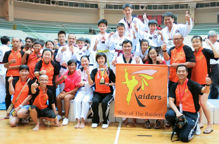 Raiders Taekwondo Group