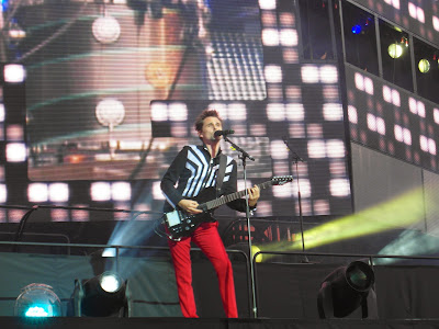Matt Bellamy / Muse at The Emirates Stadium
