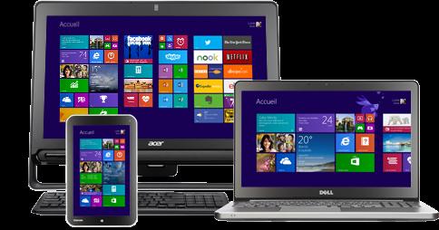 Microsoft publie 10 didacticiels de prise en main pour - Open office en francais pour windows 8 ...