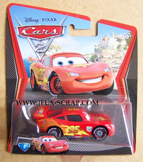 blog boutique jouets jeux scrap voitures cars 2 disney pixar. Black Bedroom Furniture Sets. Home Design Ideas