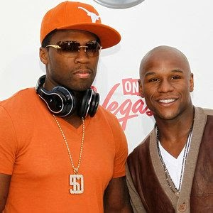 50 Cent Takes Shots At Floyd Mayweather
