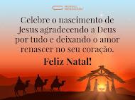CELEBRE A VIDA DE JESUS