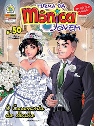 Turma da Monica Jovem edição 50!