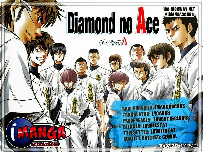 Diamond no Ace chap 133 Trang 3
