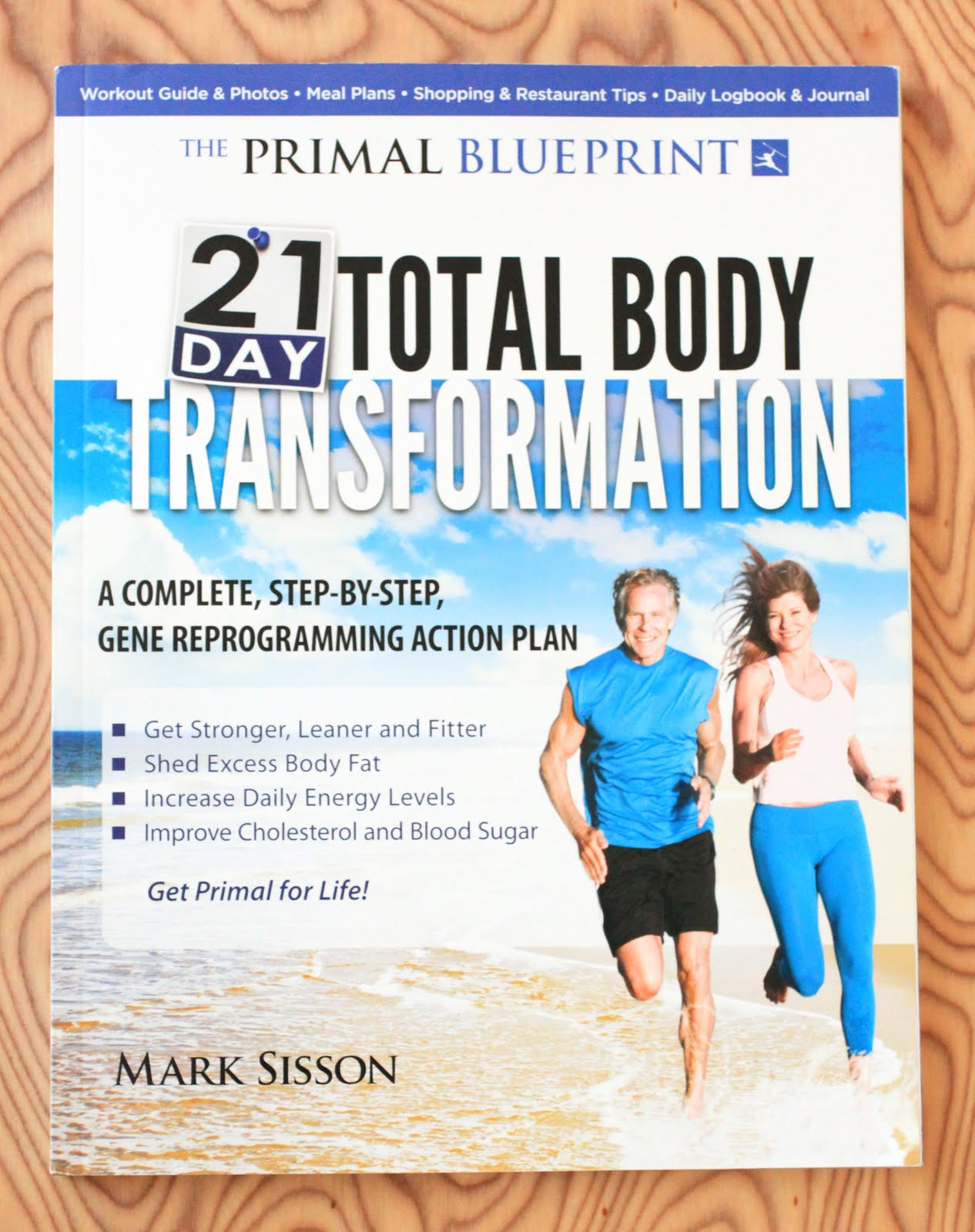 Primal Blueprint 21 Day Total Body Transformation – by Mark Sisson