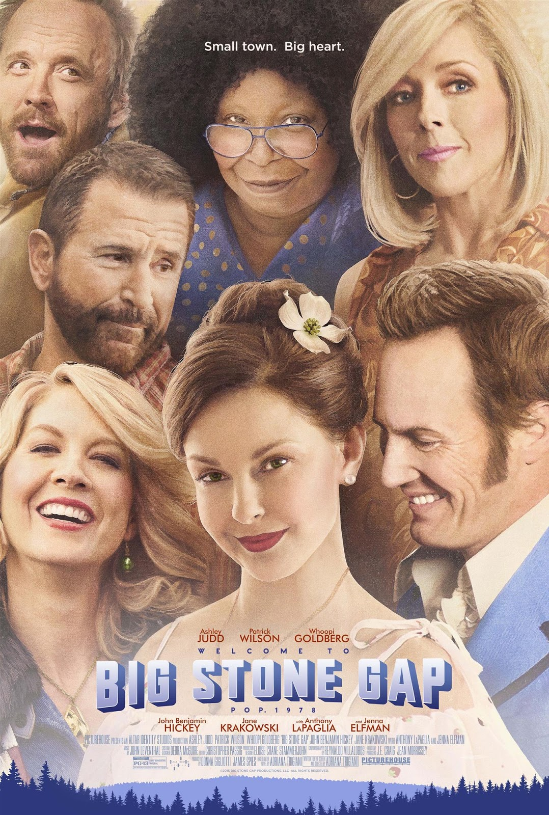 Big Stone Gap (Soltera a los 40)