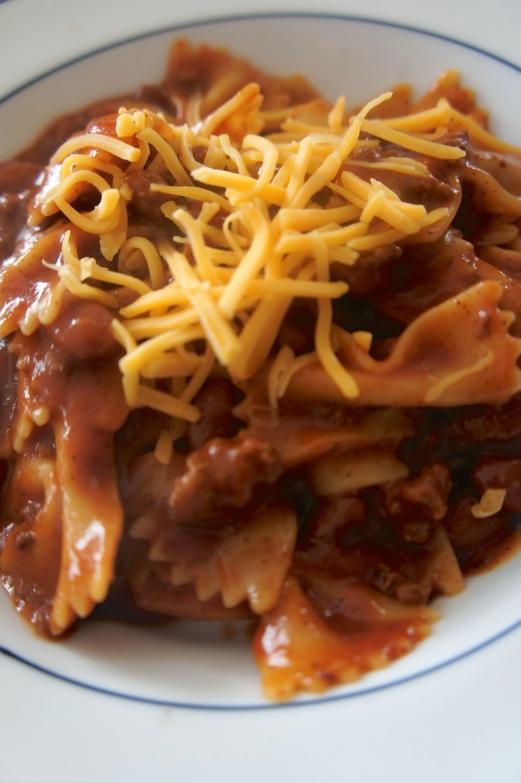 Savory Sweet and Satisfying: Wagon Wheel Chili