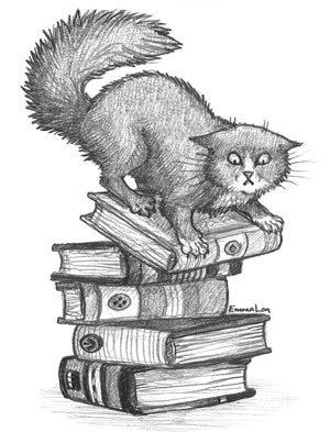 El gatito lector