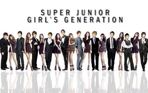 Fakta Super junior dan SNSD