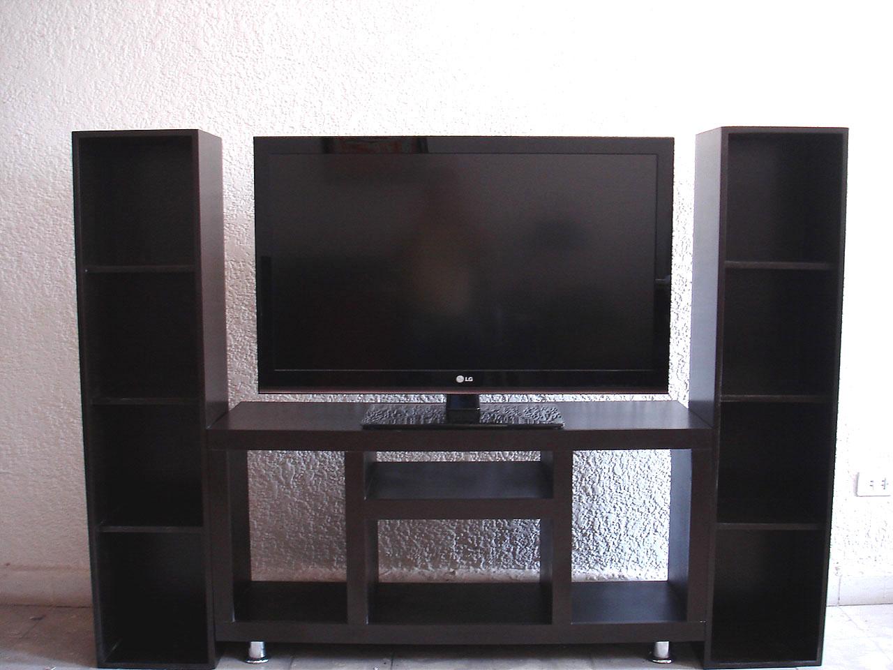 El outlet del gabinete muebles para tv for Muebles para television