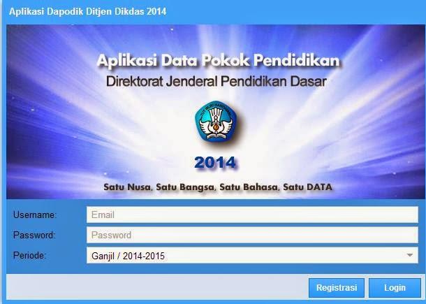 Download Dapodikdas 300 Dan Panduan