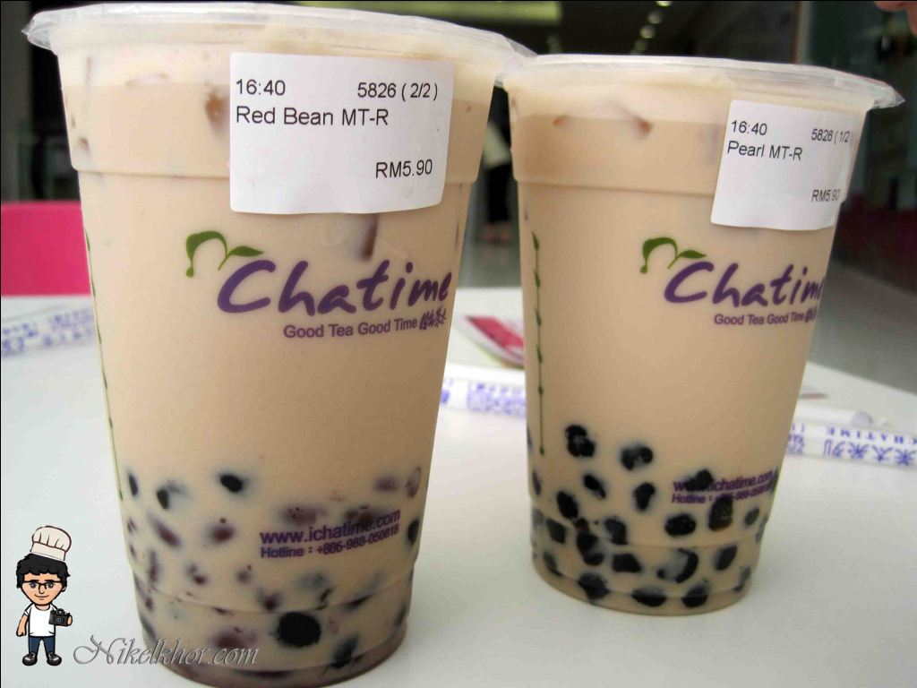 Chatime herbal tea - One Of The Main Reasons Why I M Reviewing This Brand Of Tea Is Because They Have Excellent Customer Service Their Facebook Page Used To Be Flooded With