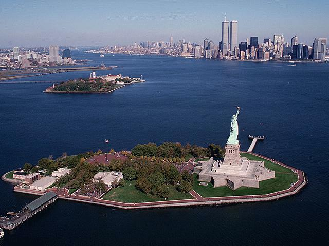 A Brief History of Ellis Island