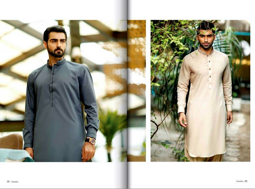 Kameez Salwar for Eid-2014