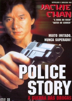 Police Story - A Guerra das Drogas Filmes Torrent Download capa