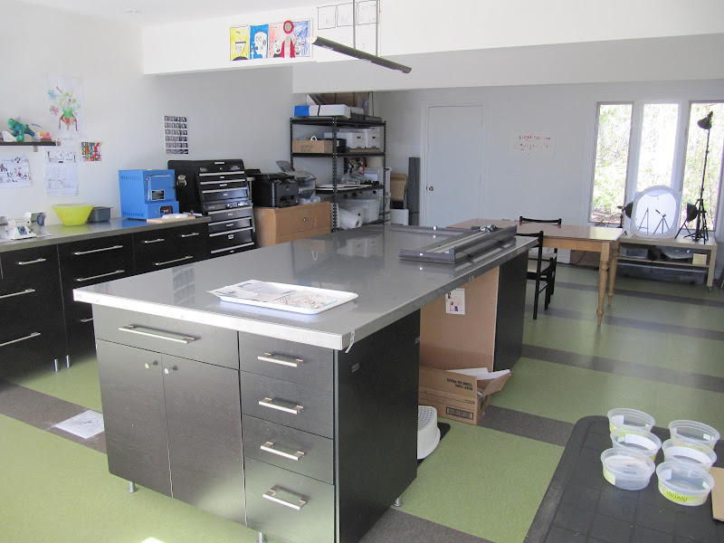 IKEA Stainless Steel Kitchen Cabinets