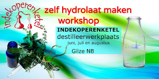 Workshop hydrolaten