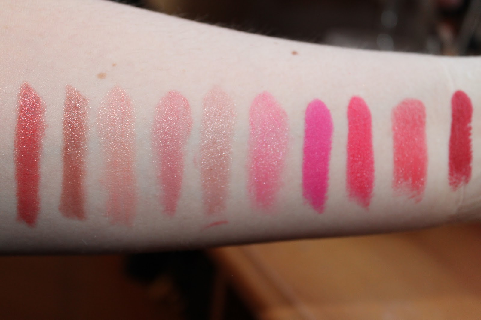 The Make Up Junkie Blog: My Mac Lipstick Collection