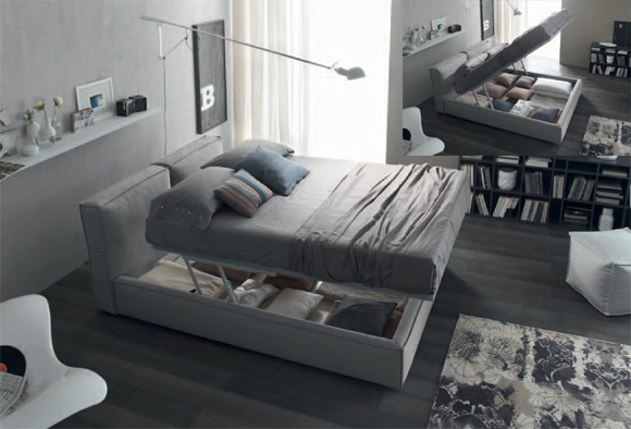 Arredamento e casa letti matrimoniali come arredare la camera da letto - Arredamento camera letto matrimoniale ...
