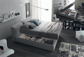 Arredamento e casa letti matrimoniali come arredare la - Arredare una camera da letto piccola ...