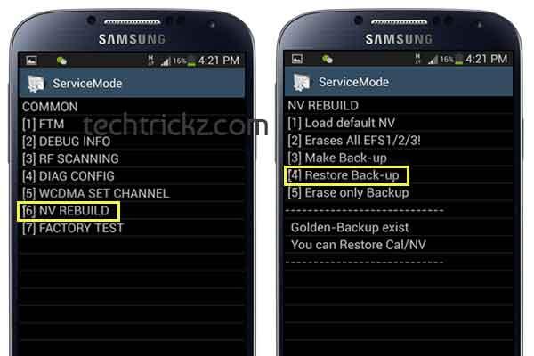 SIM Unlock Galaxy S4 3
