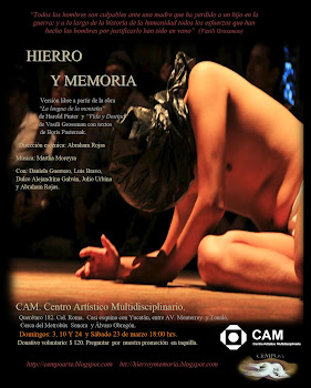 TEMPORADA 2013 (Hierro y Memoria)
