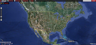 Picture of the WikiMapia.org site with North American extent