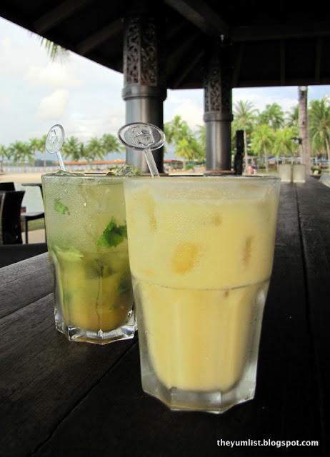 Sunset Bar, Shangri-La's Tanjung Aru Resort, Kota Kinabalu