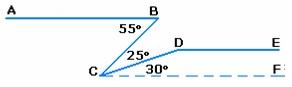 ज्यामिति का स्टडी नोट्स : यहाँ देखें त्रिभुज, रेखा और कोण से जुड़ी सभी महत्वपूर्ण जानकारियां_90.1