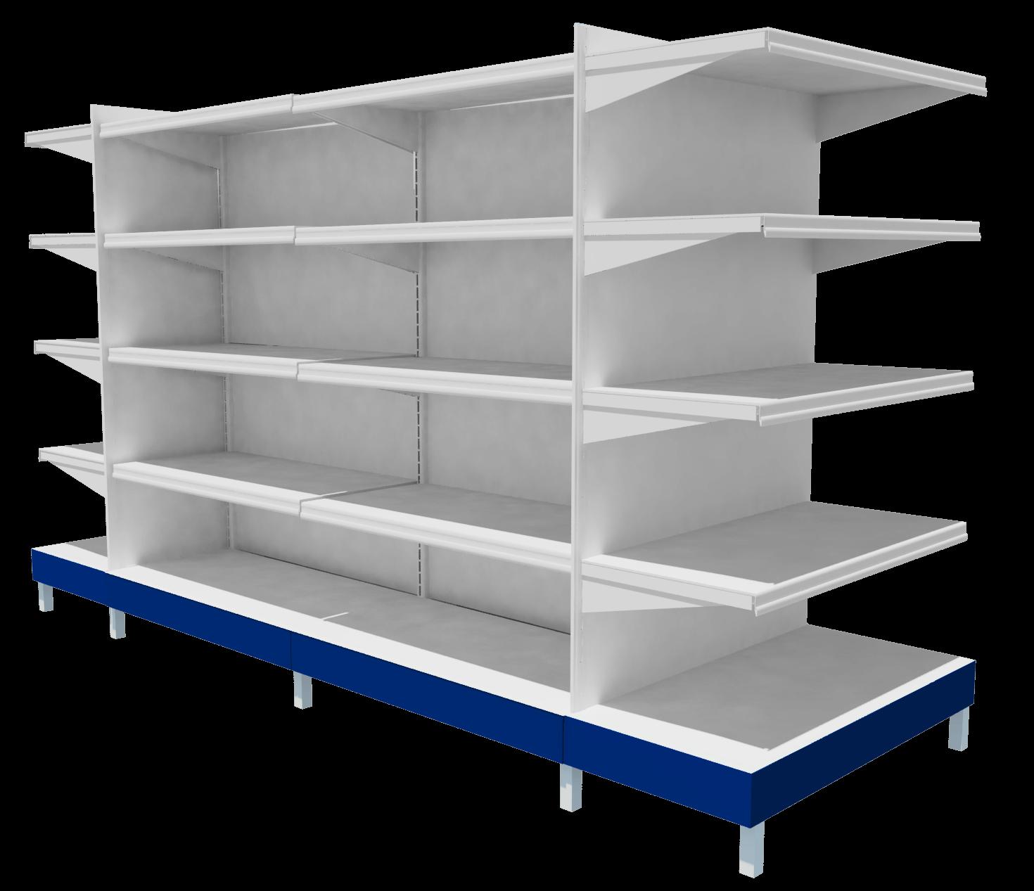 Estanteria metalica muebles metalicos y anaqueles metalicos for La gondola muebles