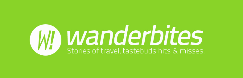 WANDERBITES! : Food Blog with Stories of Travel, Culinary Hits and Misses.