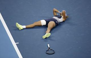 TENIS - Muguruza fue la estrella de Pekín y se acerca al podio de la WTA