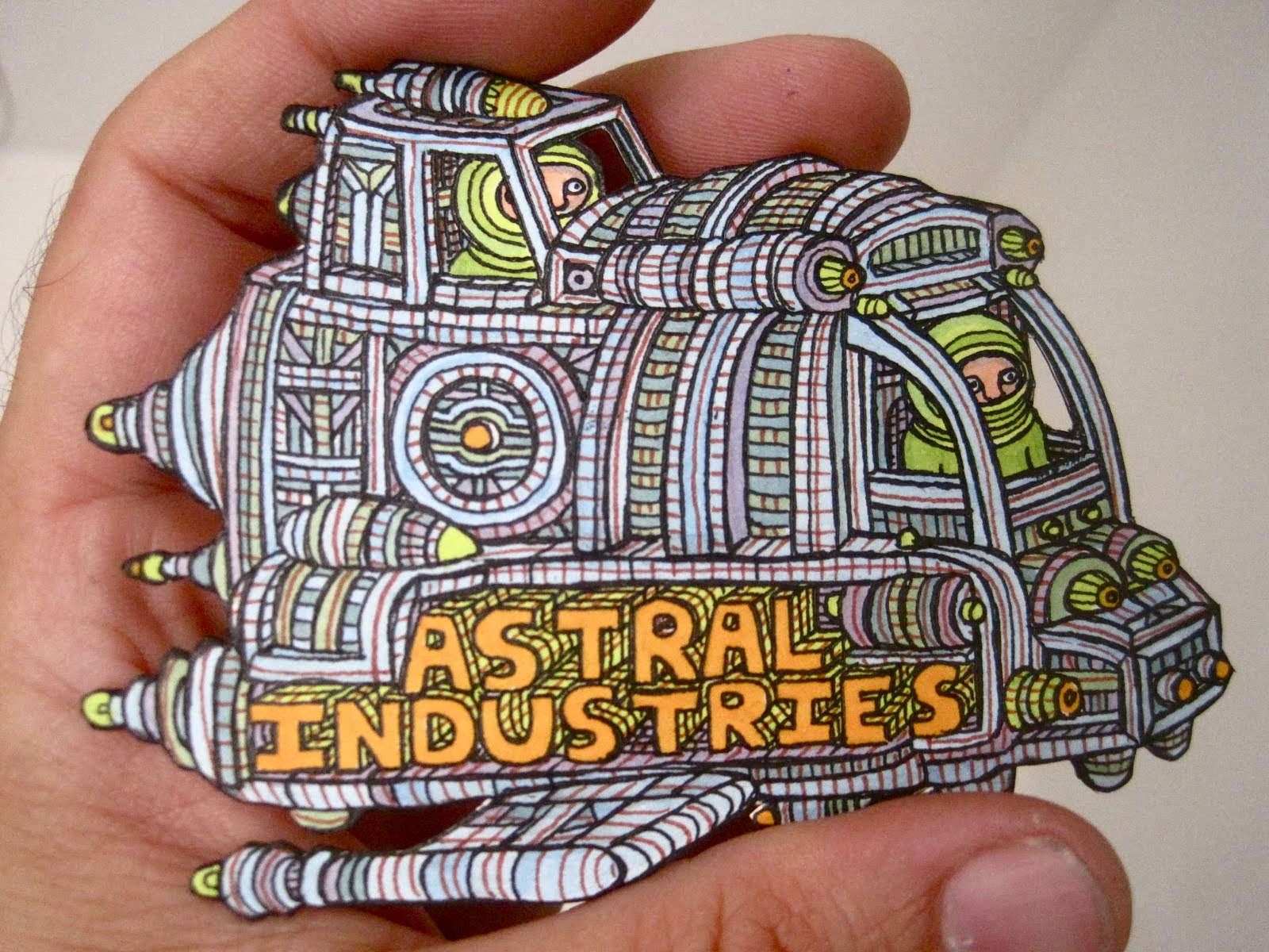 Astral Industries: