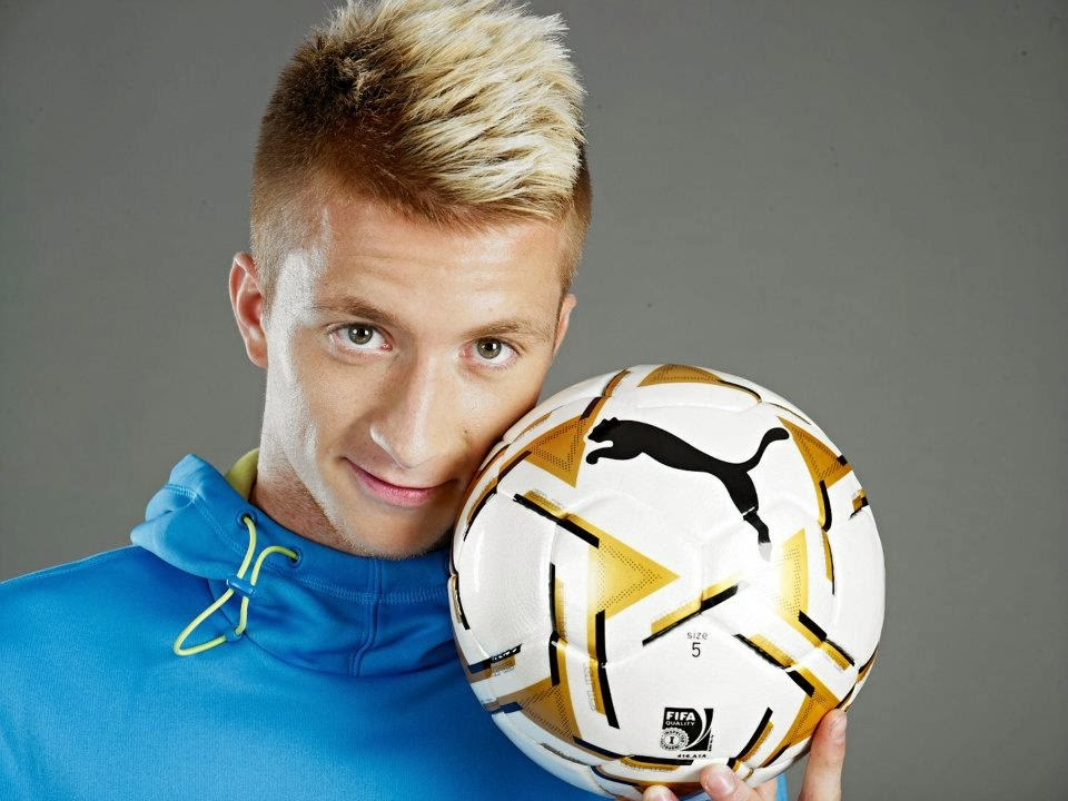Hairstyles Fashion Hairstyle Marco Reus
