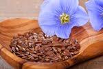 Maschera nutriente per capelli con il gel dei semi di lino