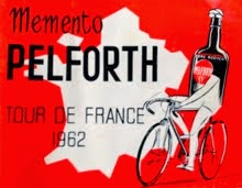 Pelforth et le Tour de France