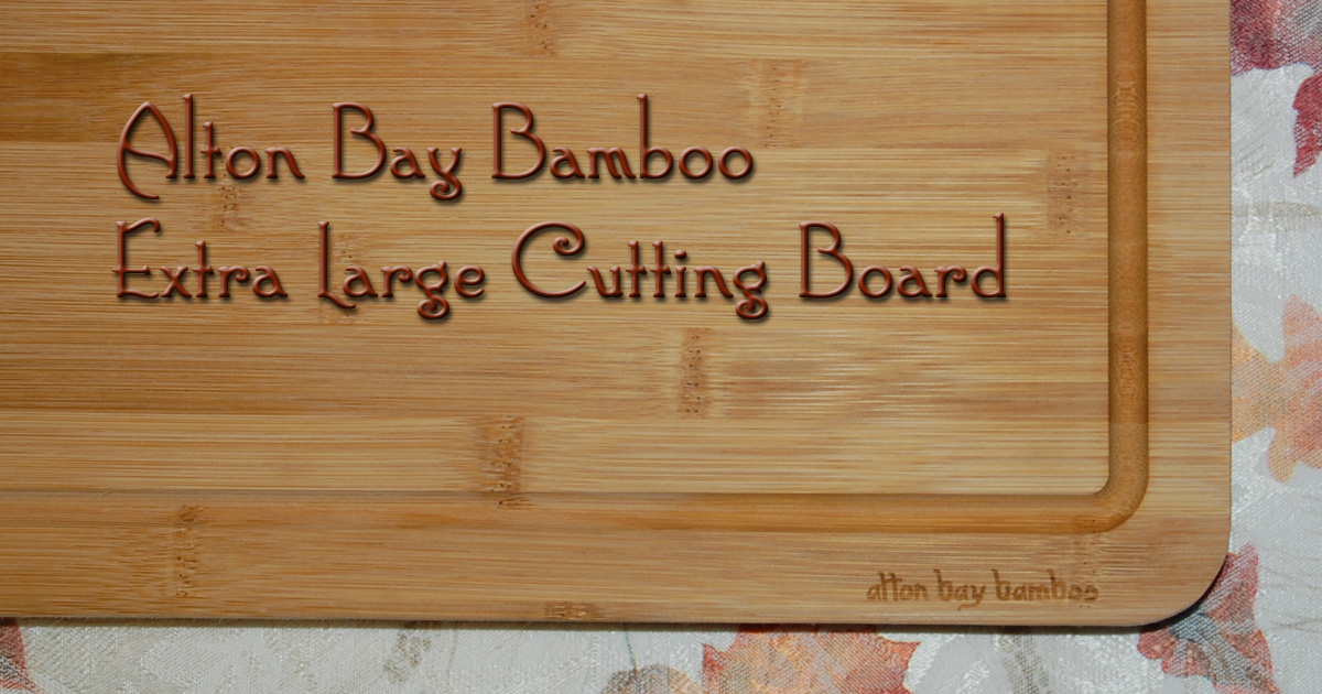 a286df7296f Royalegacy Reviews and More  Need a Large Cutting Board For ...