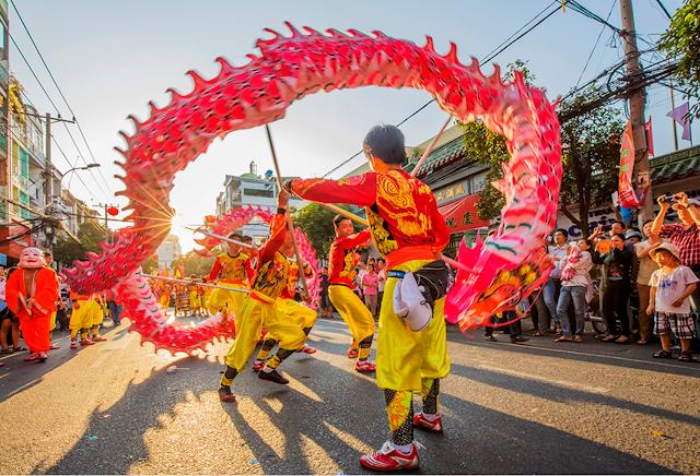 Tet Festival - Viajes Vietnam