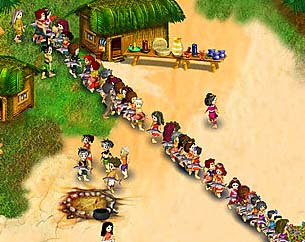 Free Download Games Virtual Villagers 2 The Lost Children Full Version