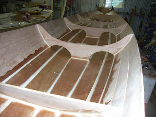 Jay: Glued Lapstrake Boat Building How to Building Plans
