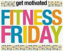 Fitness Fridays #3 #BloggerWLW